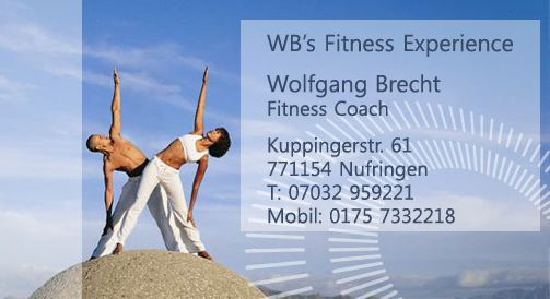 Core Training mit Personal Fitness Trainer
